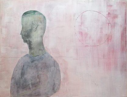 Still Reflecting - Original painting by Jeremiah Krage for Art for Entrepreneurs